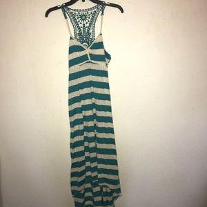 High Low Summer Dress